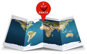 NavParis - Viagem a Paris