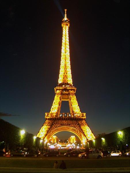 Tour Eiffel - NavParis