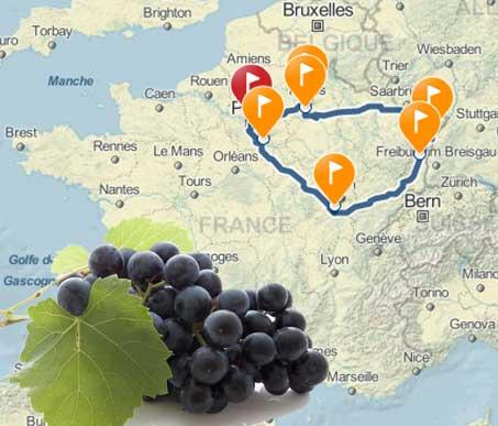 Vinhos de França